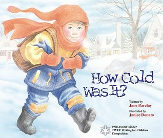 How Cold Was It? by Jane Barclay