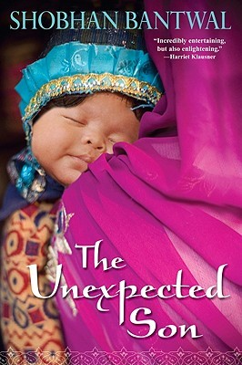 The Unexpected Son by Shobhan Bantwal
