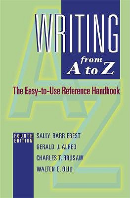 Writing from A to Z