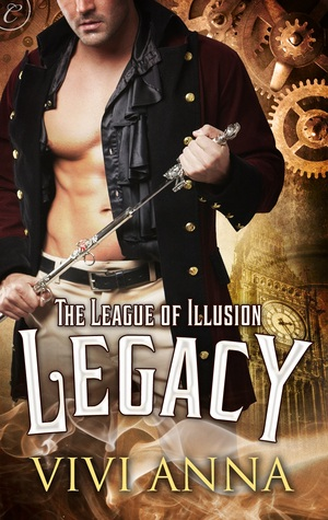 Legacy (The League of Illusion)