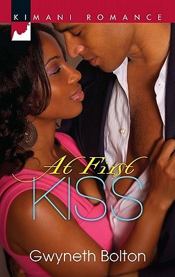 At First Kiss by Gwyneth Bolton