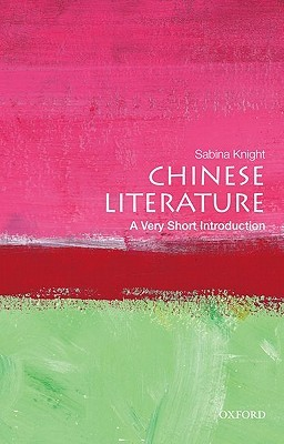 Chinese Literature by Sabina Knight
