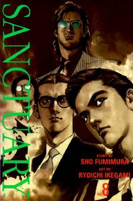 Sanctuary, Vol. 8 by Sho Fumimura