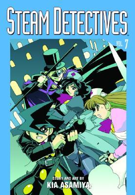 Steam Detectives, Vol. 7 by Kia Asamiya