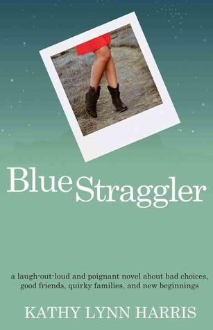 Blue Straggler by Kathy Lynn Harris