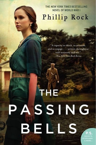 Book cover: The Passing Bells by Phillip Rock
