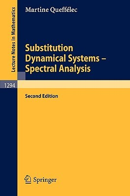 Substitution Dynamical Systems - Spectral Analysis