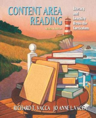 Content Area Reading by Richard T. Vacca