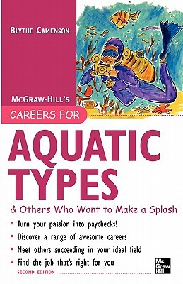 Careers for Acquatic Types & Others Who Want to Make a Splash