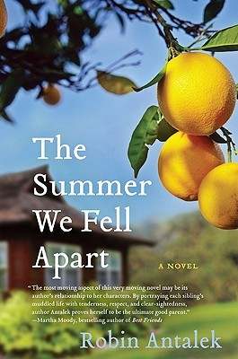 The Summer We Fell Apart by Robin Antalek