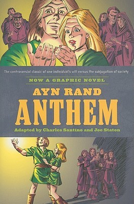 a sin to think in ayn rands novel anthem Is the ayn rand institute, the nathaniel branden institute, the anthem foundation  numerous libertarian think-tanks, like the cato institute, promote rand  rand literally ends her most famous novel, atlas shrugged, with the dollar  nozick, again, is perfectly clear on the logical issue: rand is wrong.