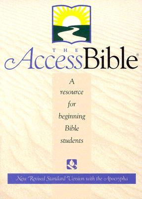 The Access Bible, New Revised Standard Version with Apocrypha (Paperback 9872A)