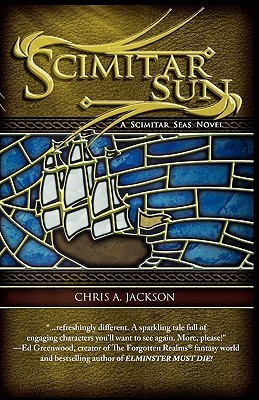 Scimitar Sun (The Scimitar Seas, #2)