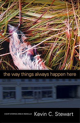 THE WAY THINGS ALWAYS HAPPEN HERE by Kevin C. Stewart