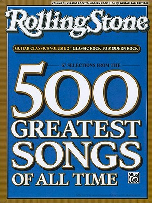 Selections from Rolling Stone Magazine's 500 Greatest Songs o... by Aaron Stang