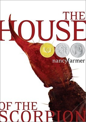House of the Scorpion cover
