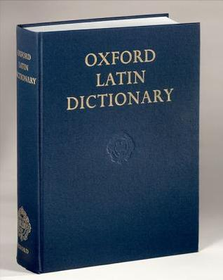 Oxford Latin Dictionary