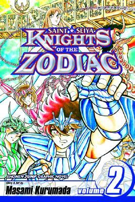 Knights Of The Zodiac (Saint Seiya), Volume 2 by Masami Kurumada