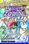 Knights Of The Zodiac (Saint Seiya), Volume 2: Death Match! Pegasus vs. Dragon