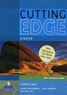Cutting Edge Starter Students' Book by Sarah  Cunningham