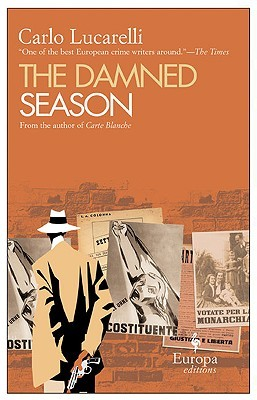 The Damned Season by Carlo Lucarelli