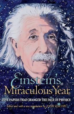 Einstein's Miraculous Year by Roger Penrose