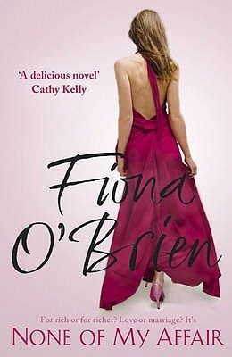 None Of My Affair by Fiona O'Brien
