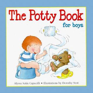 The Potty Book for Boys by Alyssa Satin Capucilli
