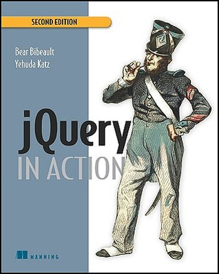 jQuery in Action by Bear Bibeault