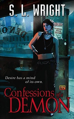 Confessions of a Demon by Susan   Wright