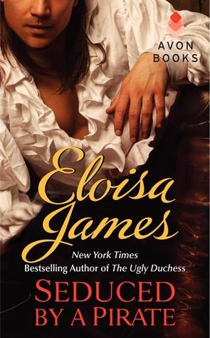 Seduced by a Pirate by Eloisa James