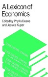 A Lexicon of Economics