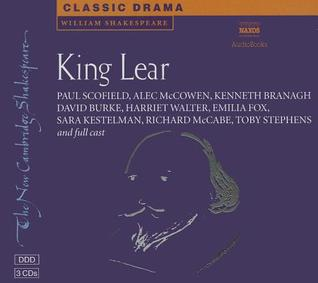 King Lear Audio CD Set (New Cambridge Shakespeare Audio)