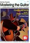 Mel Bay Mastering The Guitar Class Method Level 1 Theory Workbook