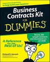 Business Contracts Kit For Dummies