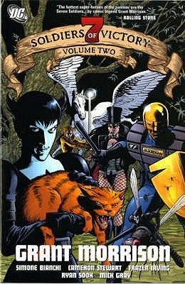 Seven Soldiers Of Victory by Grant Morrison