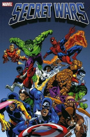 Secret Wars by Jim Shooter