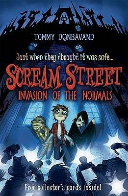 Invasion of the Normals by Tommy Donbavand