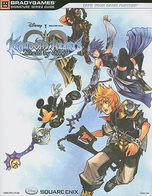 Kingdom Hearts: Birth by Sleep Signature Series (Brady Games) (Bradygames Signature Guides)