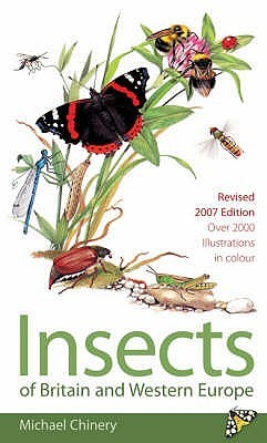 Domino Guide To The Insects Of Britain And Western Europe by Michael Chinery
