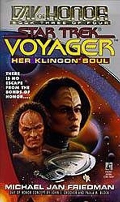 Her Klingon Soul: Day of Honor #3