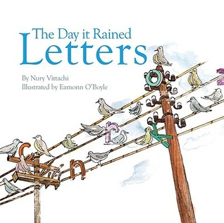The Day It Rained Letters