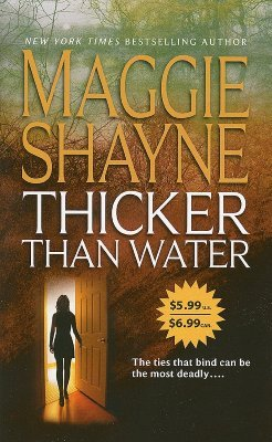 Thicker Than Water by Maggie Shayne