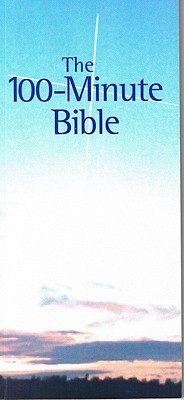 100 Minute Bible by Helen Jenkins