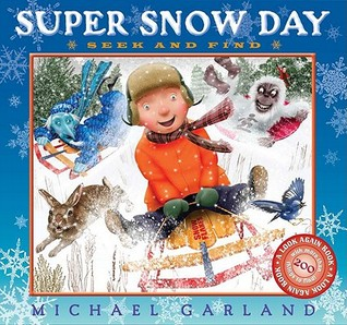 Download online Super Snow Day Seek and Find PDF