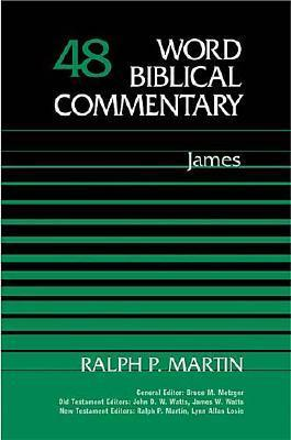 James (Word Biblical Commentary #48)