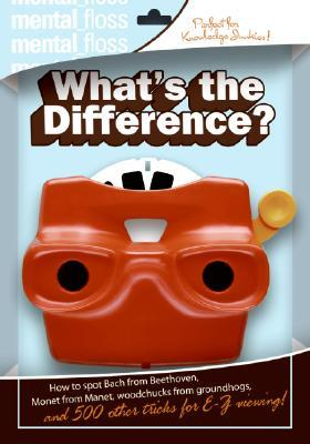 Free Download Mental Floss: What's the Difference? ePub by Mental Floss
