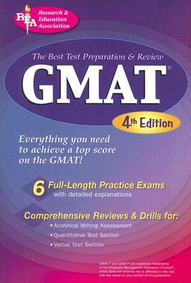 GMAT (REA) -- The Best Test Preparation for the GMAT