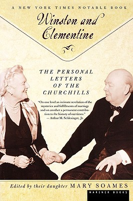 Winston and Clementine by Mary Soames