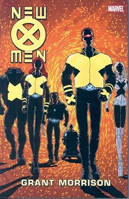 New X-Men by Grant Morrison Ultimate Collection - Book 1 by Grant Morrison